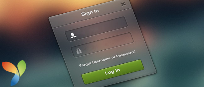 Ajax based Yii login form – Scriptbaker