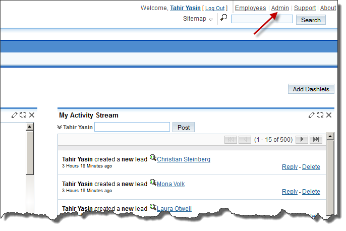 How to change logo in SugarCRM